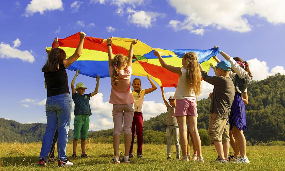 Около 34,5 тысячи тульских школьников за первые 2 смены оздоровились в летних лагерях отдыха